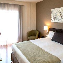 Отель Catalonia Albeniz Барселона комната для гостей фото 2