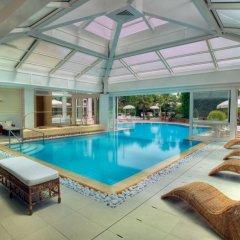 Отель Principe Terme Италия, Абано-Терме - отзывы, цены и фото номеров - забронировать отель Principe Terme онлайн бассейн фото 2