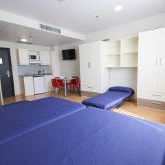 Отель Vertice Roomspace Мадрид комната для гостей фото 5