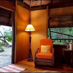 Отель Motu Mapeti - Tahiti Private Island интерьер отеля фото 3