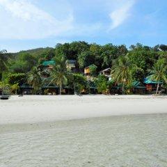 Отель Sandy Bay Bungalows пляж фото 3