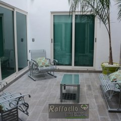 Hotel Raffaello балкон