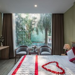 Hue My Hotel комната для гостей фото 6