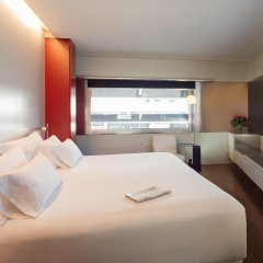 Отель NH Collection Barcelona Constanza Испания, Барселона - 8 отзывов об отеле, цены и фото номеров - забронировать отель NH Collection Barcelona Constanza онлайн комната для гостей фото 2