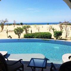 Отель Secrets Puerto Los Cabos Golf & Spa Resort бассейн