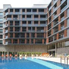 Coordinat Suits Турция, Измир - отзывы, цены и фото номеров - забронировать отель Coordinat Suits онлайн бассейн