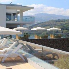 Отель Delfim Douro Ламего бассейн фото 2