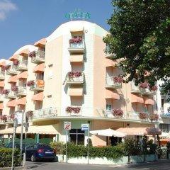 Hotel Gaia Римини городской автобус