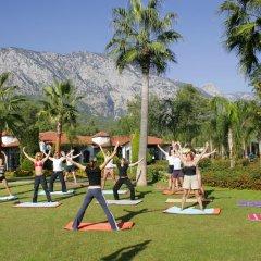 Отель Club Salima - All Inclusive фитнесс-зал фото 4