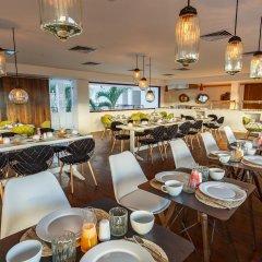 Playa Del Carmen Hotel By H&a Плая-дель-Кармен питание