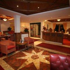 Отель Ferienhotel Elisabeth интерьер отеля