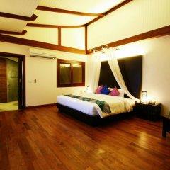 Курортный отель Aonang Phu Petra Resort Ао Нанг сейф в номере
