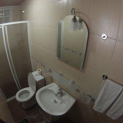 Oguz Apart Турция, Сиде - отзывы, цены и фото номеров - забронировать отель Oguz Apart онлайн ванная