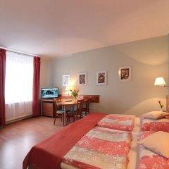 Отель Penzion Fan Чехия, Карловы Вары - 1 отзыв об отеле, цены и фото номеров - забронировать отель Penzion Fan онлайн комната для гостей