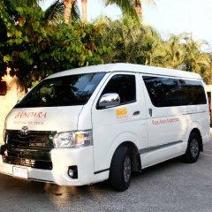 Отель Bandara Resort & Spa Таиланд, Самуи - 2 отзыва об отеле, цены и фото номеров - забронировать отель Bandara Resort & Spa онлайн городской автобус