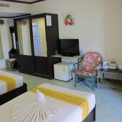 Отель Kata Garden Resort пляж Ката комната для гостей фото 2