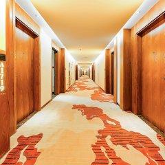 Отель Holiday Inn Express Valencia-San Luis Испания, Валенсия - отзывы, цены и фото номеров - забронировать отель Holiday Inn Express Valencia-San Luis онлайн интерьер отеля