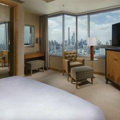 DoubleTree by Hilton Hotel Shanghai - Pudong удобства в номере фото 2
