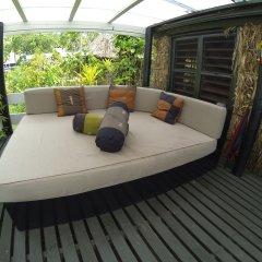 Отель Crusoe's Retreat Фиджи, Вити-Леву - отзывы, цены и фото номеров - забронировать отель Crusoe's Retreat онлайн балкон