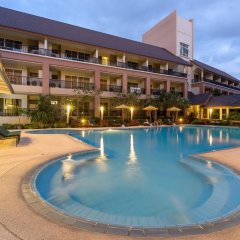 Отель Au Thong Residence бассейн фото 3