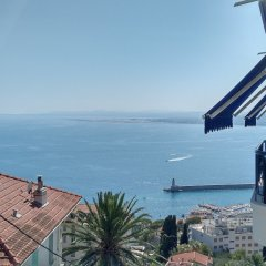 Отель French Riviera Most Spectacular views Франция, Ницца - отзывы, цены и фото номеров - забронировать отель French Riviera Most Spectacular views онлайн пляж