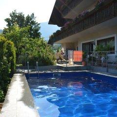 Отель Pension Hilpold Лана бассейн фото 2