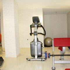 Отель Crowne Plaza Madrid Airport фитнесс-зал фото 2
