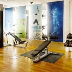 Отель Scandic Espoo Эспоо фитнесс-зал