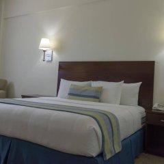 Отель Best Western Aeropuerto Мексика, Эль-Бедито - отзывы, цены и фото номеров - забронировать отель Best Western Aeropuerto онлайн комната для гостей фото 3