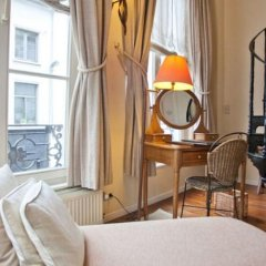 Hotel 't Sandt Antwerpen Антверпен удобства в номере
