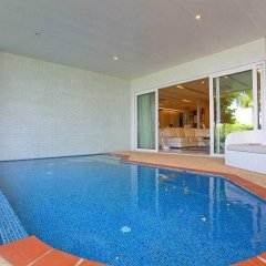 Апартаменты Ocean Fringe Apartment A Паттайя бассейн фото 3