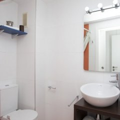 Отель SingularStays Comedias Испания, Валенсия - отзывы, цены и фото номеров - забронировать отель SingularStays Comedias онлайн ванная фото 2