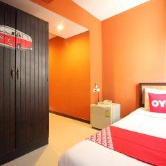 Отель Pannee Lodge Таиланд, Бангкок - отзывы, цены и фото номеров - забронировать отель Pannee Lodge онлайн комната для гостей фото 4