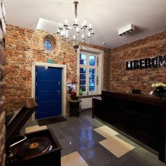 Отель Liberum Польша, Гданьск - отзывы, цены и фото номеров - забронировать отель Liberum онлайн интерьер отеля