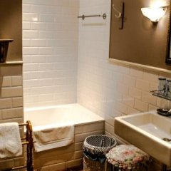 Отель Guest House Huyze Die Maene ванная