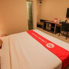 Отель Nida Rooms Sathorn 106 Central Park Таиланд, Бангкок - отзывы, цены и фото номеров - забронировать отель Nida Rooms Sathorn 106 Central Park онлайн комната для гостей фото 5