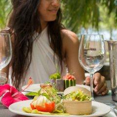 Отель Ninamu Resort - All Inclusive Французская Полинезия, Тикехау - отзывы, цены и фото номеров - забронировать отель Ninamu Resort - All Inclusive онлайн питание фото 3