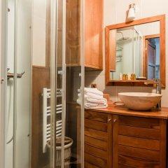 Отель Central Escape by the Seine Франция, Париж - отзывы, цены и фото номеров - забронировать отель Central Escape by the Seine онлайн ванная