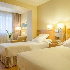 Отель Hesperia A Coruña Centro Испания, Ла-Корунья - отзывы, цены и фото номеров - забронировать отель Hesperia A Coruña Centro онлайн комната для гостей фото 4