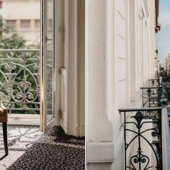 Отель Best Western Hotel De Verdun Франция, Лион - отзывы, цены и фото номеров - забронировать отель Best Western Hotel De Verdun онлайн балкон