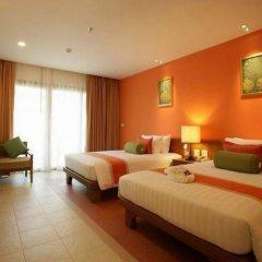 Отель Ravindra Beach Resort And Spa комната для гостей фото 11