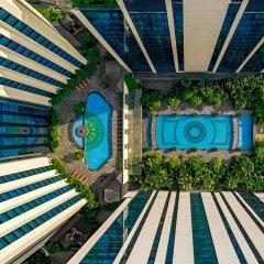 Отель Crowne Plaza West Hanoi сауна