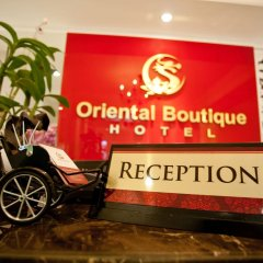 Oriental Central Hotel интерьер отеля фото 2