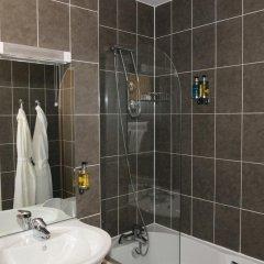 Отель Fountain Court Apartments - EQ2 Великобритания, Эдинбург - отзывы, цены и фото номеров - забронировать отель Fountain Court Apartments - EQ2 онлайн ванная фото 2