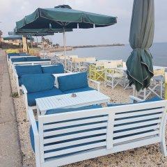 Отель Kaissa Beach Греция, Гувес - 1 отзыв об отеле, цены и фото номеров - забронировать отель Kaissa Beach онлайн пляж фото 2
