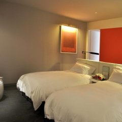 Metropolo Classiq Shanghai Jing'an Temple Hotel комната для гостей фото 5