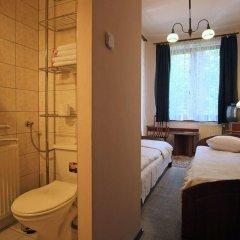 Отель Szarotka Закопане ванная