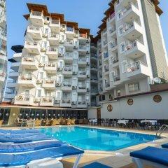 Azak Beach Hotel бассейн фото 2