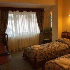 Гостиница Leotel Львов комната для гостей фото 5