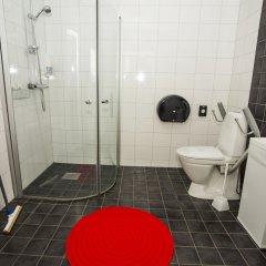 Отель Cityvandrarhemmet ванная